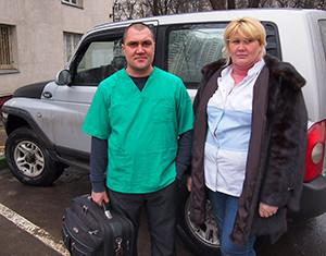 Ветеринарный врач-хирург в Одинцово Огородников Алексей Петрович