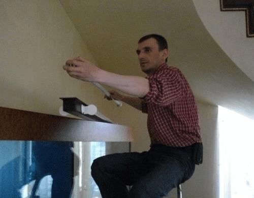 Ветеринарный врач-ихтиолог в Одинцово - Ловецкий Александр Владимирович